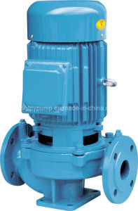 Vertical Closed-Coupled Inline Centrifugal Pump (ISW) pictures & photos