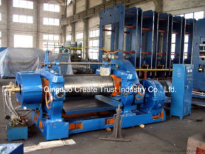 2017 Hot Sale High Quality Level Rubber Mixing Mill with Ce pictures & photos