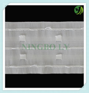High Quality Polyester Curtain Tape pictures & photos