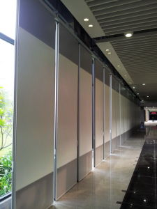 Movable Partition Wall for Library/Exhibition Hall pictures & photos