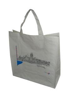 Jeyco Bags Direct Factory Custom Full Color Printed BOPP Laminated PP Woven Bag