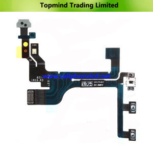 Power Button & Volume Button Flex Cable for iPhone 5C pictures & photos