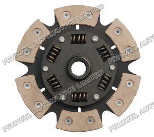 High Quality Racing Disc for Audi/BMW (HCD023U) , Clutch Disc Assembly pictures & photos