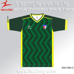Sublimation Uniform Soccer Jersey Custom Shirt Sport Wear pictures & photos