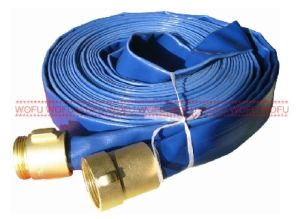PVC Lay Flat Fire Hose pictures & photos