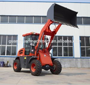 Euro3 Engine Farming Mini Loader Zl15f with Ce pictures & photos