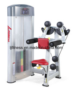Lat Raise Fitness Exercise Equipment (LJ-5505)