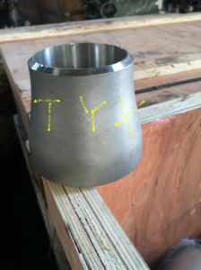 Seamless Sanitary Polished 304/304L Stainless Steel Fittings pictures & photos