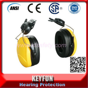 Best Hearing Protection Ce-Certified 33dB Military Ear Cover Shooting ABS Safety Earmuff pictures & photos