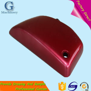 Custom Powder Coating Iron Deep Drawing Part