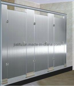 China jialifu hot sale stainless steel bathroom partition Stainless steel bathroom partitions