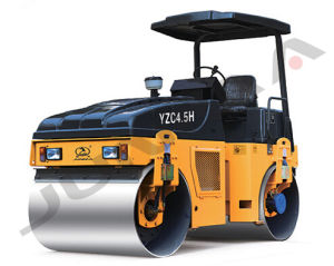 4.5 Ton Full Hydraulic Vibratory Roller (YZC4.5H) pictures & photos