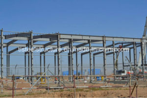 Pre-Fabrication Steel Building for Warehouse pictures & photos