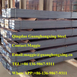 A36, S235jr, St37-2, Ss400, Q235, Q195, Hot Rolled, Flat Steel pictures & photos