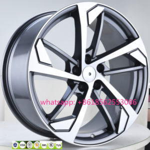 19inch Car Aluminum Alloy Wheel Replica Wheel Rims Audi pictures & photos