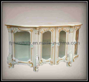 French Classical Floor Cabinet (0504DG)