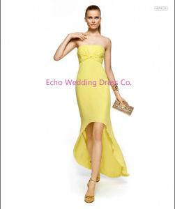 Pleated Bridesmaid Dresses (EGS86)