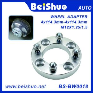Wholesale 4 Hole Aluminium Alloy Wheel Spacer 4X114.3mm pictures & photos