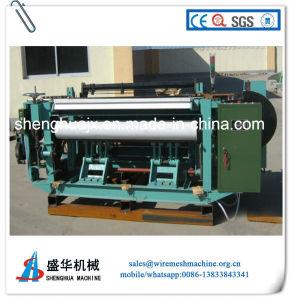 Ss Mesh Weaving Machine, Metal Weaving Loom pictures & photos