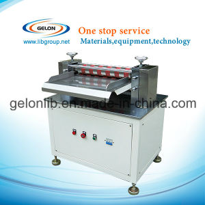 Li Ion Battery Slitting Machine for 18650 Battery and Pouch Battery Making Machine pictures & photos