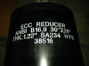 Eccentric Reducers, Concentric Reucers, Pipe Reducers, Reduce Pipe Fittings pictures & photos