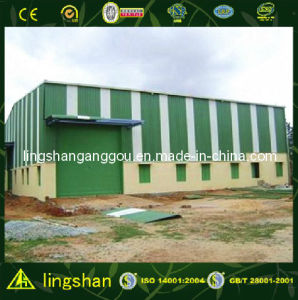 Mobile Steel Structure Storage Shed (LS-S-008) pictures & photos
