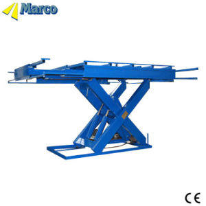5 Ton Marco Single Scissor Lift Table with CE Approved pictures & photos