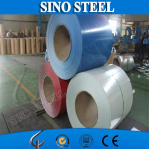 Color Coated Coil Manufacturer or Supplier PPGI with ISO9001 pictures & photos
