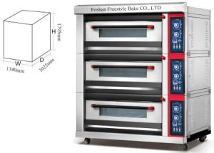 Luxurious Gas Deck Oven (FB-ALB-06Q)