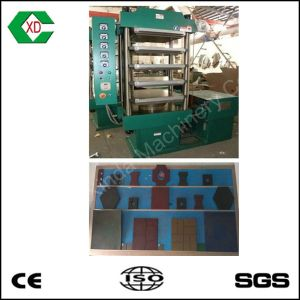 Rubber Blick Vulcanizing Press Machine pictures & photos