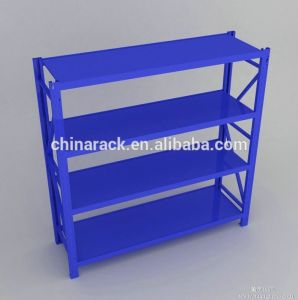 Medium Storage Adjustable Steel Shelf pictures & photos