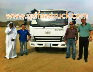 FAW Light duty 5 ton Truck (CA1075) pictures & photos