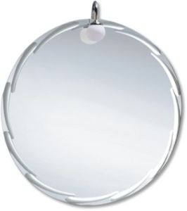5mm Round Silver Mirror with Polished Edges (JNA029-1) pictures & photos