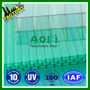 Polycarbonate Sheets Resist UV Rays, Maintain Sufficient Light