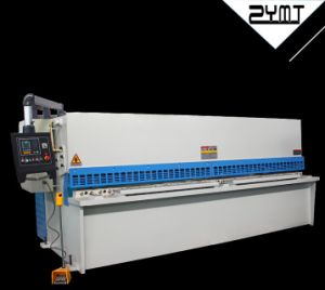 Hydraulic Cutting Machine/Swing Beam Shear/Shearing Machine/Cutting Machine pictures & photos
