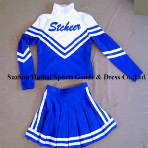 2017 Cheerleader Uniforms pictures & photos