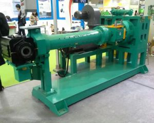 Xj85 Abrasion Resistance Rubber Extruder for Rubber Making pictures & photos