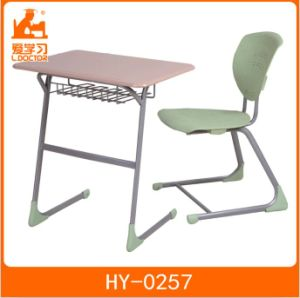Student Use School Desk with Attached Chair pictures & photos