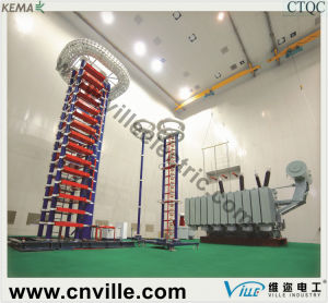 220kv Power Transmission/Distribution Transformer Low Noise Oil Immersed Power Transformer pictures & photos