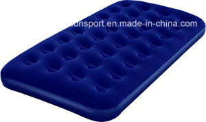 Camping Inflatable Air Mattress with Built in Pump Air Bed