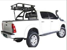 Roll Bar with Roof Rack