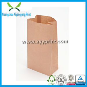 Custom Kraft Paper Bag for Food pictures & photos