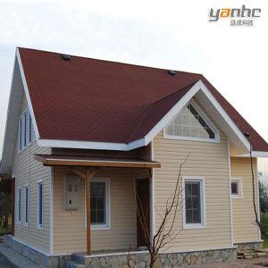 ISO9001: 2008 Certified Light Steel Villa (S-V 002)