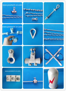 Transmission Line Hardware Accessories 4D Type Stockbridge Vibration Dampers pictures & photos
