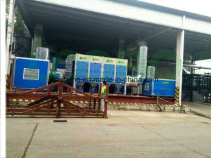 Dust Extraction Filtration System for Welding Grinding Dust Fume Collection pictures & photos