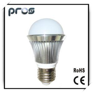 3W High Power LED Bulb E27 (E27-1W3-W) pictures & photos