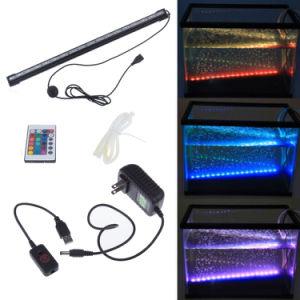 Underwater RGB LED Bar Light/18LED Colorful LED Aquarium Light/Fish Tank Aquarium LED Light