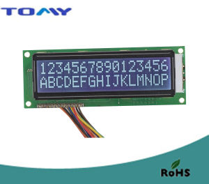 16X2 Negative Character LCD Module pictures & photos