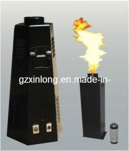 Good Effect Natural Gas Six Corner of Flame Machine with CE (XL-137)