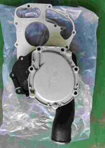 Water Pump for Perkins 4131A113 U5MW0206 pictures & photos
